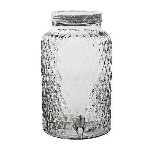 LEMONADE JAR WITH TAP 30CM