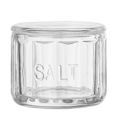 BASIC SALT JAR Ø9x7,5CM