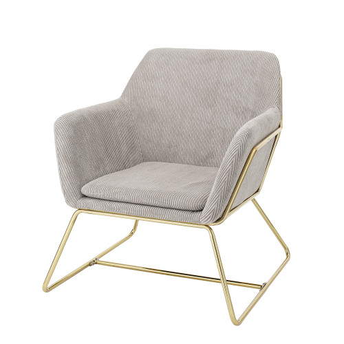BASS LOUNGE CHAIR 68x80x70CM