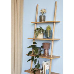 LADDER SHELF 70X35X185CM