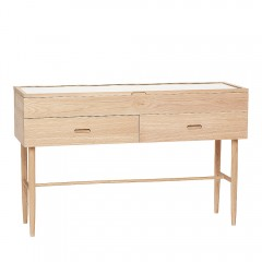 LOUISE CONSOLE TABLE 120X40X75CM