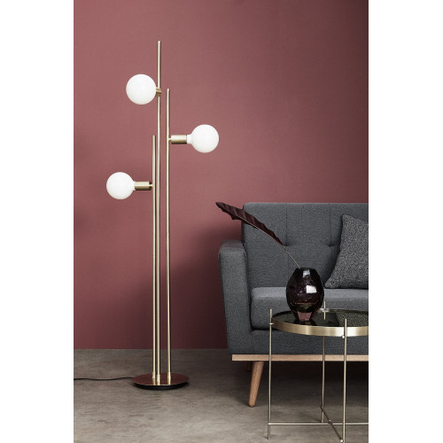 FLOOR LAMP GOLD 78X28X150CM