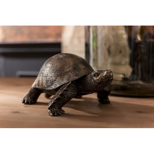 TURTLE DECORATIVE FIGURINE 19X12X8CM