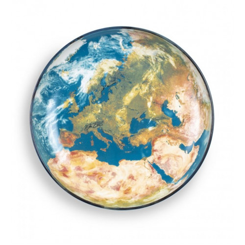 DIESEL DINER EARTH EUROPE TRAY Ø32X4CM