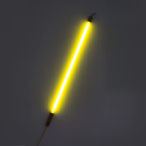 LINEA LAMP LED YELOW 140CM